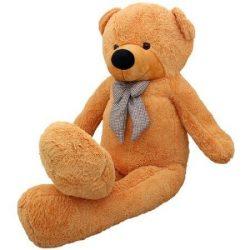 Urs de plus gigant 165 cm, Toysforfun, Maro Deschis