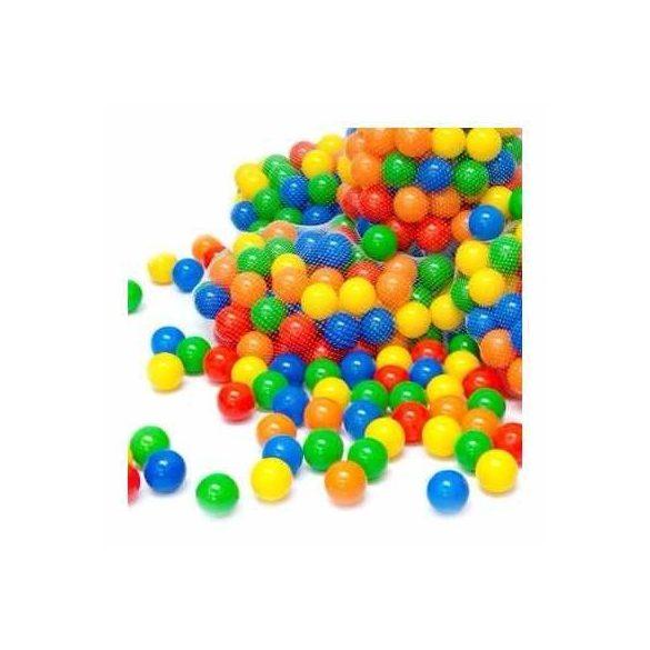 Set bile colorate din plastic pentru loc de joaca, 500  bucati , Picodino