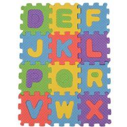 Covor puzzle din burete cu litere sau cifre, 9 piese, 30x30 cm