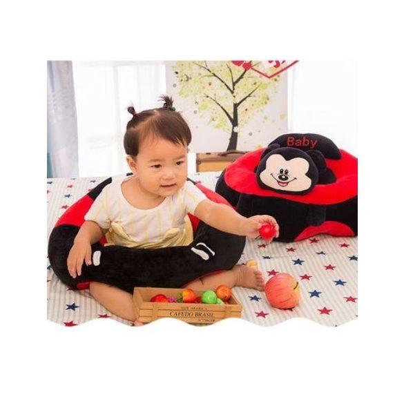 Fotoliu din plus bebe Minnie/Mickey , Marime XL 45cm