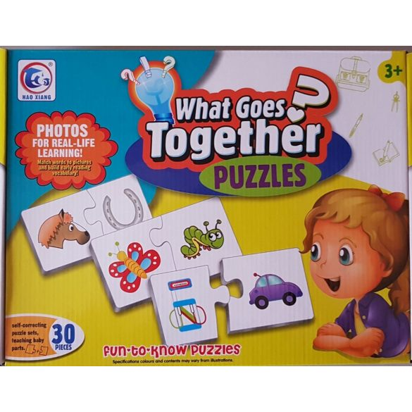 Puzzle bebe ce se potriveste ?