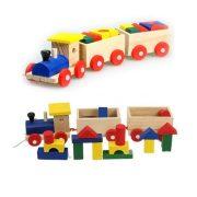 Tren cu 2 vagoane