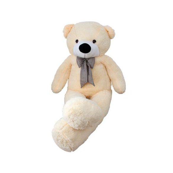 Urs de plus gigant 185 cm, Cream