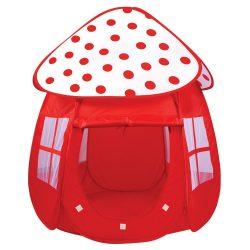 Cort de joaca pentru copii, Ciupercuta cu buline,Picodino