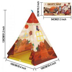 Cort tip Egipt , felinar inclus