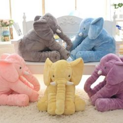 Elefant perna si patura inclusa, diferite culori