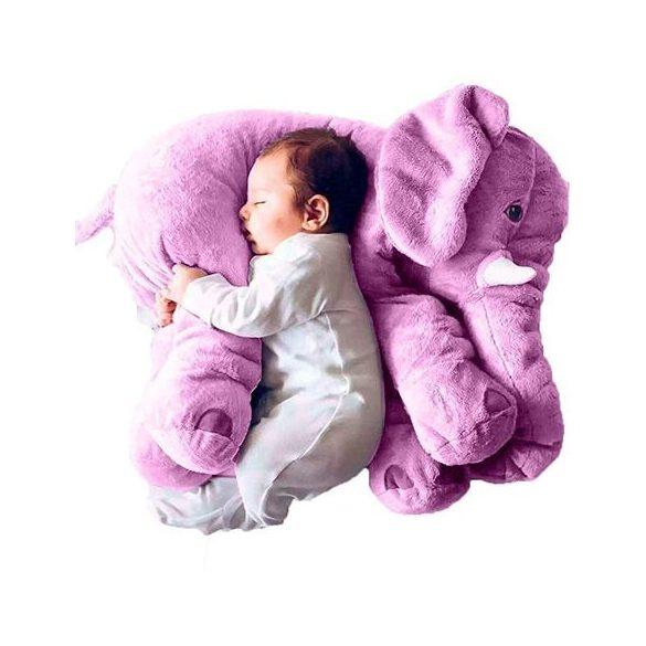 Elefant perna si jucarie plus culoare mov