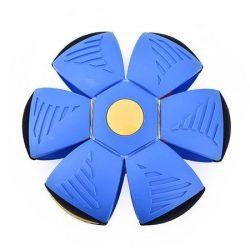 Flat Ball Albastru , arunci disc prinzi minge