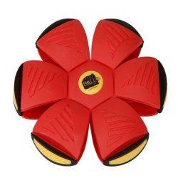 Flat Ball Rosu , arunci disc prinzi minge