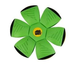 Flat Ball Verde, arunci disc prinzi minge