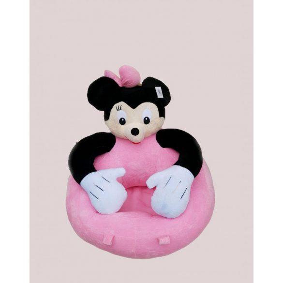 Fotoliu din plus XXL Mickey/Minnie , diverse culori, dimensiune 70x70 cm