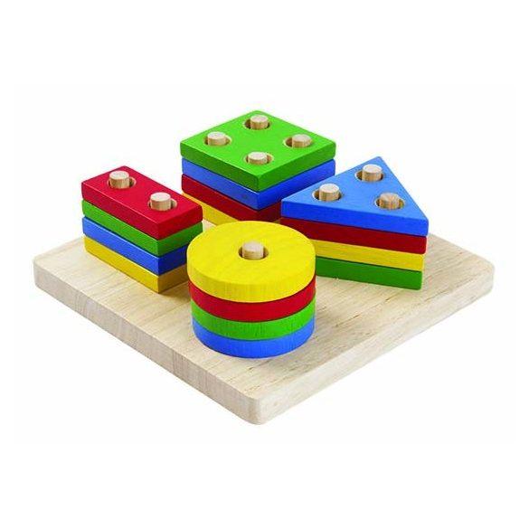 Jucarie sortatoare forme geometrice