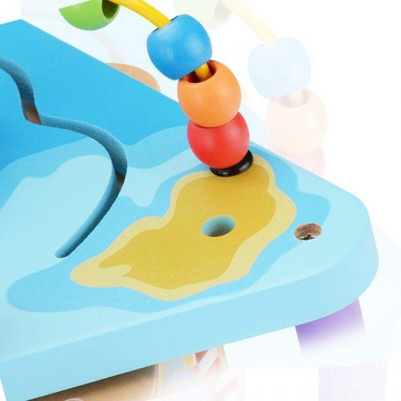 Jucarie  Cub Montessori  Kidus Ocean , Centru de activitati , Picodino