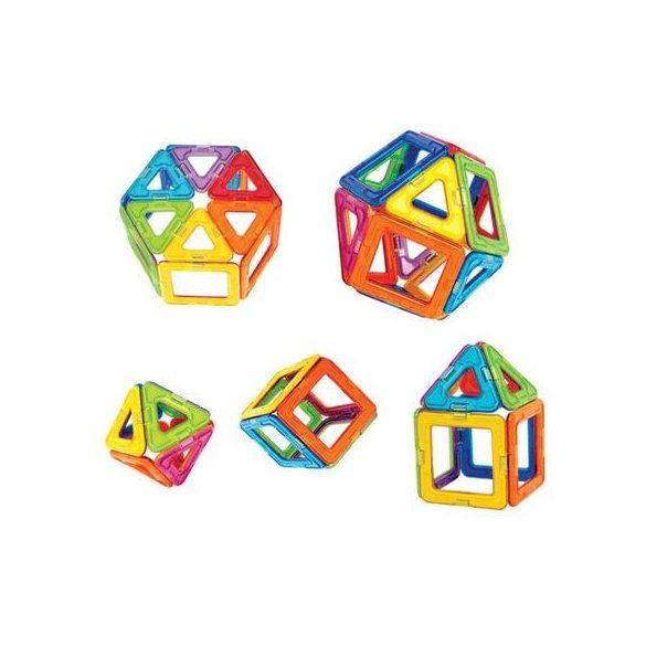 Set de constructie magnetic Magical Magnet -20 piese