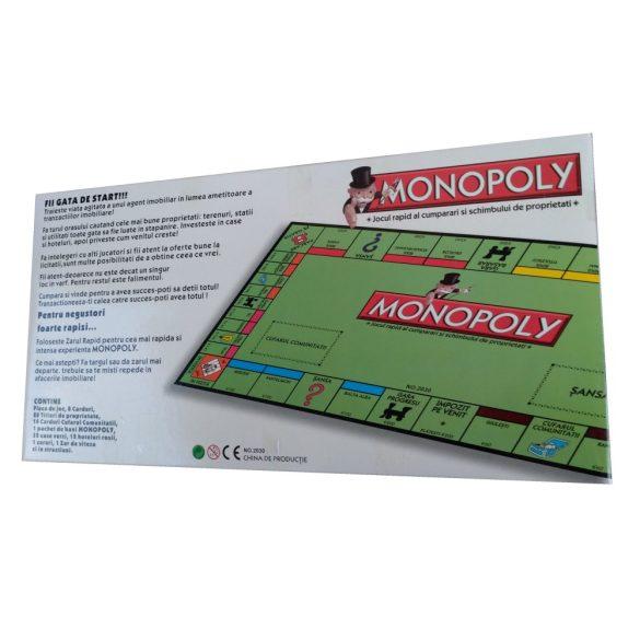 Joc Monopoly Classic Mini