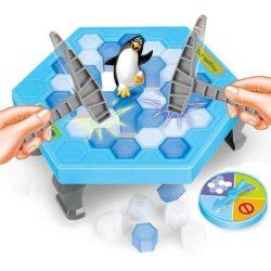 Joc distractiv de familie - salveaza pinguinul
