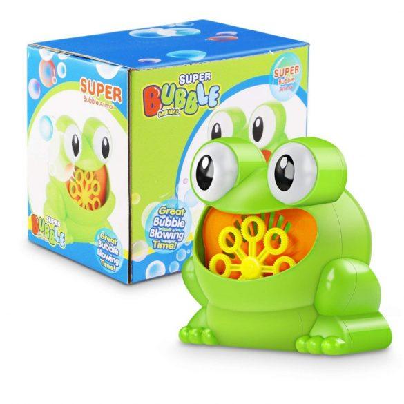 Jucarie Broscuta electrica pentru produs baloane din sapun ,  Picodino