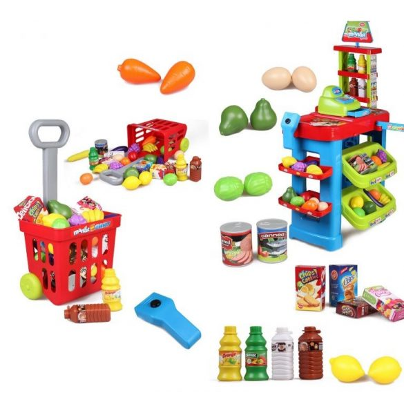 Set Supermarket de jucarie