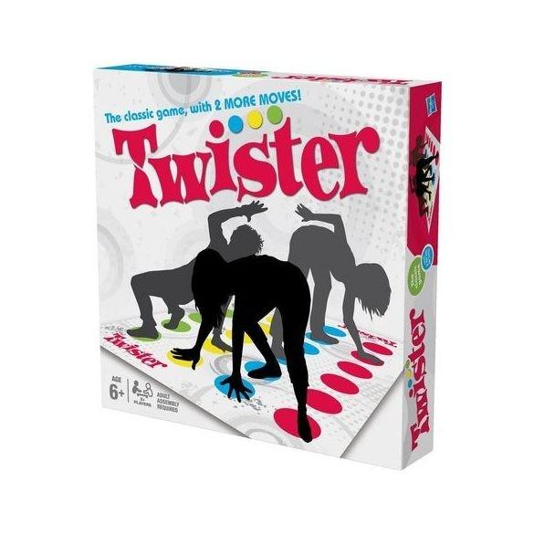 Pachet promotional Joc de societate Pie Face Dublu si Joc Twister