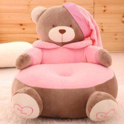 Fotoliu  din plus Urs Teddy Bear Roz Jumbo , 60cm